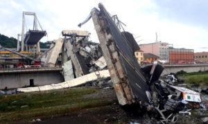 Disastro a Genova, prova per il governo Conte