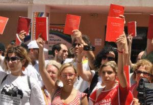 Ancora minacce al Movimento Agende Rosse (Modena e Brescello) Le attiviste non si arrendono