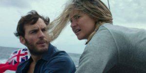 """""""Resta con me"""", la storia vera dei 41 giorni nel Pacifico di due naufraghi innamorati"""