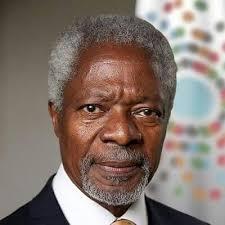 Kofi Annan, la semplicità al servizio di un mondo migliore