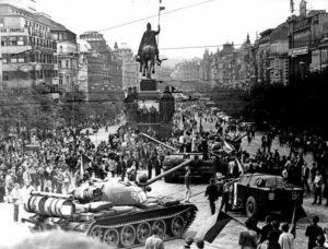 Primavera di Praga, 50 anni fa l'invasione sovietica