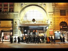 I Cento anni del Teatro Eliseo. La nuova programmazione- Dal 28 ottobre gli spettacoli al Piccolo, dal 30 alla Sala Grande