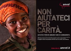 """Amref: """"Non aiutateci per carità"""", campagna e decalogo per una corretta e rispettosa narrazione dell'Africa"""
