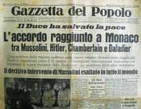 Monaco 1938: l'abisso che non si volle vedere