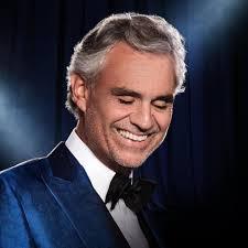 Bocelli: sessant'anni di emozioni