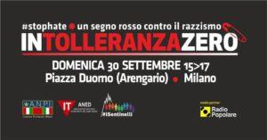 Manifestazione antirazzista a Milano, conferenza stampa il 26 settembre alla Casa della memoria