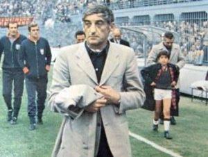 Manlio Scopigno e la poesia del calcio