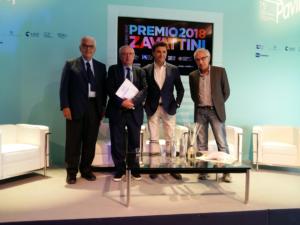 Venezia 2018. Presentata la 3° edizione del premio Zavattini. Annunciate iniziative per Oleg Sentsov