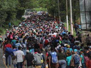 Centro America. La marcia dei poveri, dei perseguitati dalla criminalità