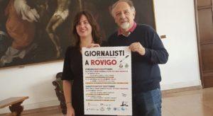 Giornalisti a Rovigo, una due giorni tra storia, attualità e cultura