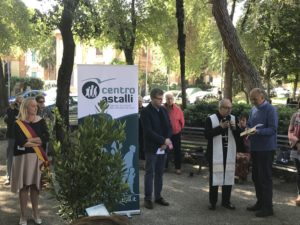 """Il Centro Astalli inaugura """"I giardini della memoria e dell'accoglienza"""""""