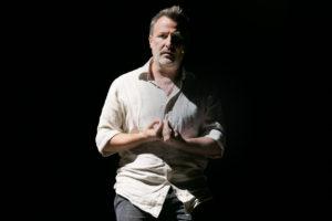 L'abisso di Davide Enia in scena al Teatro India
