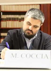 """Minacce a Massimiliano Coccia. Fnsi e Odg: """"ennesima provocazione contro chi difende la libertà di informazione"""""""