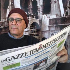 Basilicata, busta con proiettile a giornalista Filippo Mele. La solidarietà di sindacato e Ordine