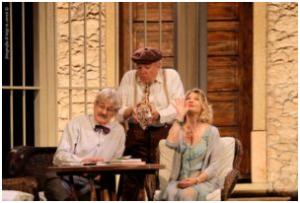 """""""Quartet"""" al Teatro Quirino di Roma"""