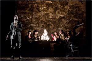 """Dal Cinema alla Scena. """"Barry Lyndon"""", secondo Giancarlo Sepe, debutta con successo al Teatro Argentina di Roma"""