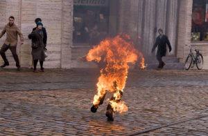 """Festa Cinema Roma 2018. """"Jan Palach"""", lo studente che si fece torcia umana per protesta contro i carri armati a Praga"""
