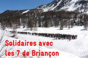 Cospe: appello di sostegno e solidarietà agli attivisti di Briançon
