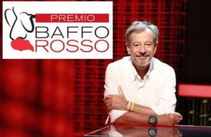 Premio Baffo Rosso 2018 a Riccardo Iacona