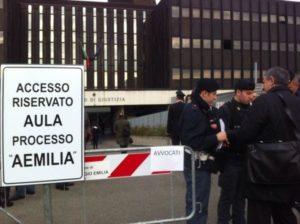 Processo Aemilia. Soddisfazione di Cgil – Cisl – Uil Emilia Romagna