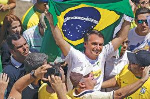 Il Brasile scivola verso l'estrema destra