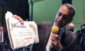 No insulti alla stampa