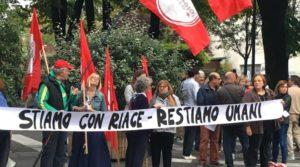 Da Riace paese nevralgico per la resistenza in Italia
