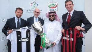 """""""Diciamo no alla Supercoppa italiana in Arabia Saudita"""""""