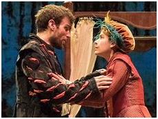 """""""Shakespeare in love"""", dal cinema al teatro, acquistando spessore, grazie alla regia di Solari- Lucia Lavia e Marco De Gaudio interpreti principali"""