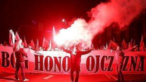 La marcia neo nazista in Polonia sia sprone a mobilitazione europea per il 10 dicembre