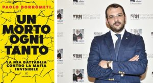 Nuove minacce a Paolo Borrometi