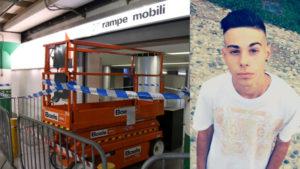 """Andrea Masi, morto sul lavoro il 1° Novembre ad appena 18 anni. E c'è chi ha il coraggio di chiamarle ancora """"morti bianche"""""""