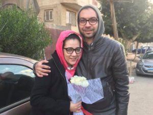 Egitto, libera dopo 7 mesi di prigionia Amal Fathy, moglie del consulente della famiglia Regeni