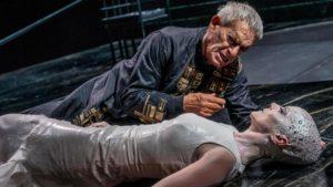 "Teatro Eliseo. La ""Salomé"" di Oscar Wilde in una riduzione adamantina"
