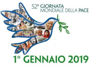 1° gennaio marce per la pace in tutta Italia in occasione della Giornata Mondiale