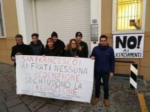 Messaggero di Sant'Antonio, Odg Veneto: licenziamento colleghi inaccettabile
