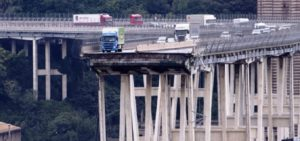 Crollo del Ponte Morandi. Società Autostrade denuncia una cinquantina di giornalisti per violazione del segreto istruttorio