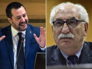 Salvini vs Spataro. Il ministro degli interni non nuovo ad attacchi contro i magistrati