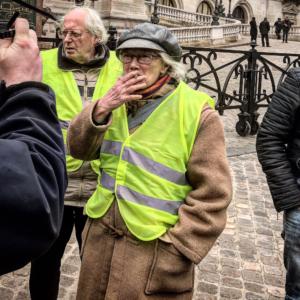 Gilets Jaunes: la narrazione tossica dei media in Italia