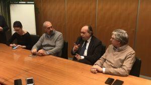 Tutela delle fonti, Giulietti a BresciaOggi: «Porteremo il caso del vice direttore Bormioli al Csm»