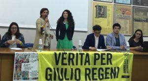 Regeni, il 25 gennaio incontro alla Stampa estera con Antonella Napoli e Riccardo Noury