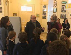 Napoli, una scuola che ama la Costituzione