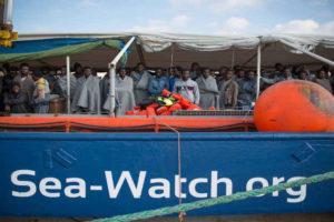 """Migranti. Associazione Officina 47: """"sia subito garantito un porto sicuro alle navi di Sea Watch e Sea Eye"""""""