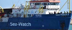 Sea Watch 3, Garante nazionale persone private libertà presenta esposto alla Procura di Roma