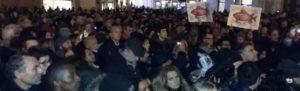 """Roma. Anche Certi Diritti e Gaynews alla manifestazione """"Non siamo pesci"""". Bonafoni: """"Una piazza strapiena per reagire a tanta disumanità"""""""