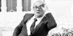 """""""Glossario Felliniano"""". Ogni venerdì per dodici mesi. Verso il Centenario della nascita di Federico Fellini"""
