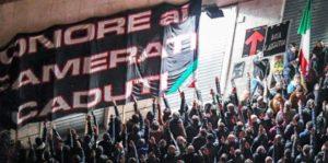 Aggressione fascista a l'Espresso. Solidali con la redazione