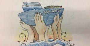 "SeaWatch. FCEI e valdesi accolgono i migranti. ""Ma serve una strategia europea"""