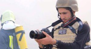 Giornalisti sirianinel mirino