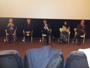 """Presentato """"Mathera L'ascolto dei sassi"""", film sulla musa di """"Cristo si è fermato a Eboli"""", oggi capitale europea della cultura"""